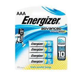 ENERGIZER E2 ADVANCED AAA 4PK