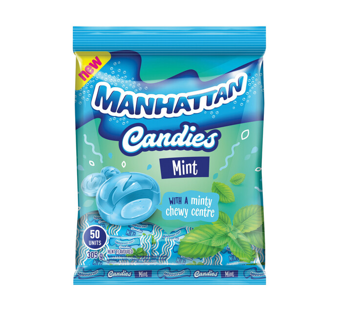 Manhattan Candies MINT (12 x 50's)