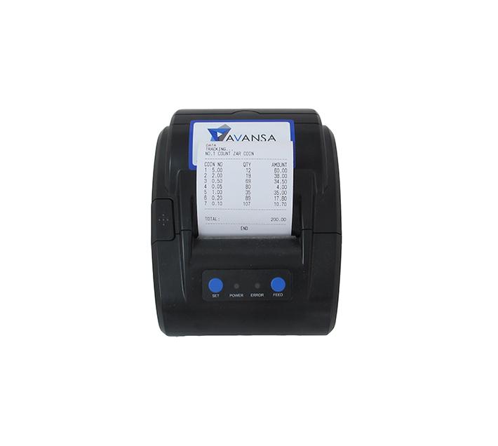 Avansa Super Coin 1100 Printer