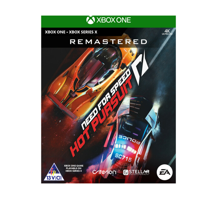 Xbox One Need for Speed: Hot Pursuit Remastered