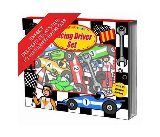 Race Driver Set : Let's Pretend Sets