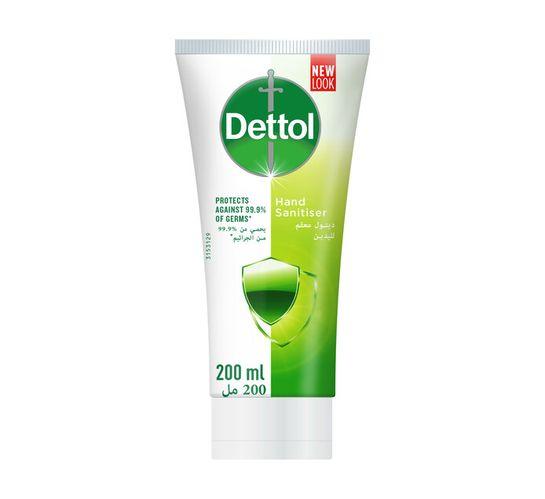 Dettol Hand Sanitizer Tube Original (200 ml)