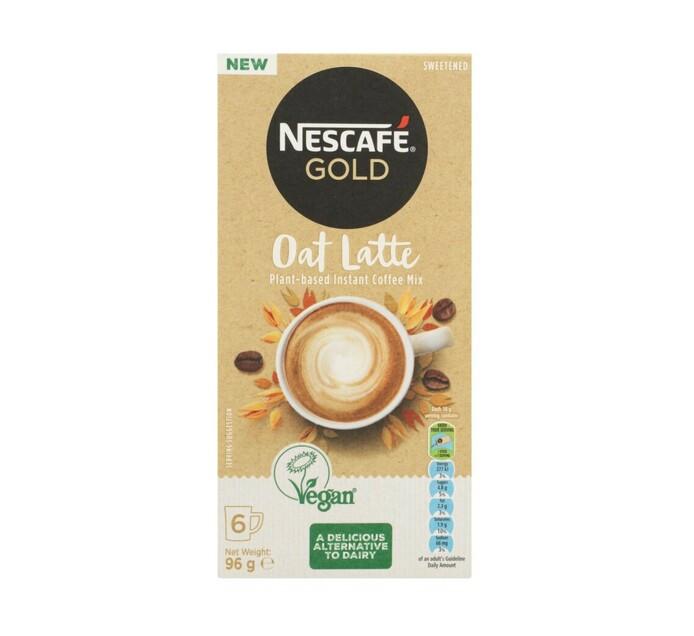 Nescafe Gold Cappuccino Oat Latte (1 x 90/96g)