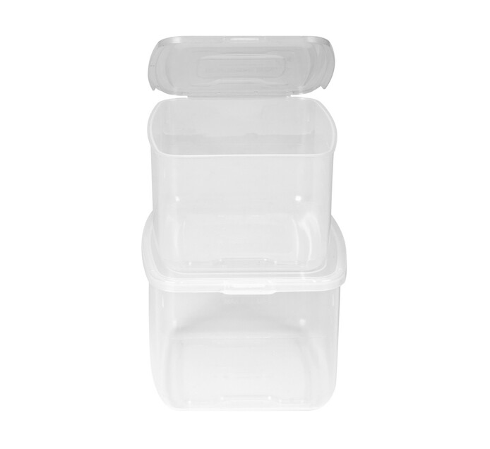 Myeverlid 2 X 1LT Myeverlid food containers