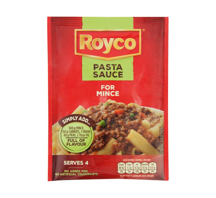 ROYCO DRY PASTA SAUCE 42G, SAVOURY MINCE