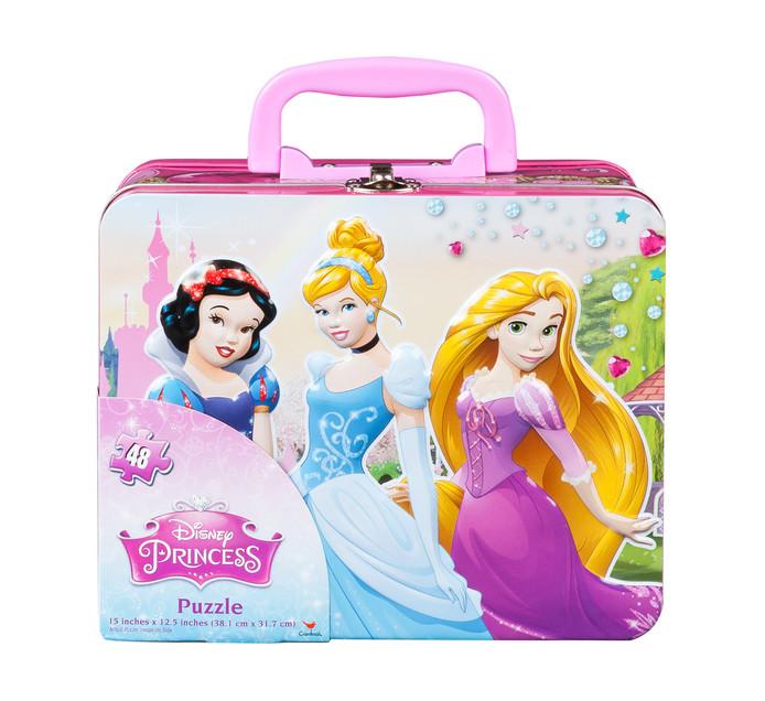 Disney Disney Princess Puzzle in Lunch Tin