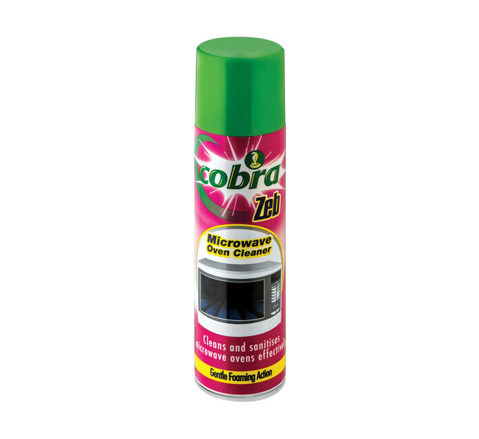 Cobra Zeb Cleaner Micowave (1 x 275ml)