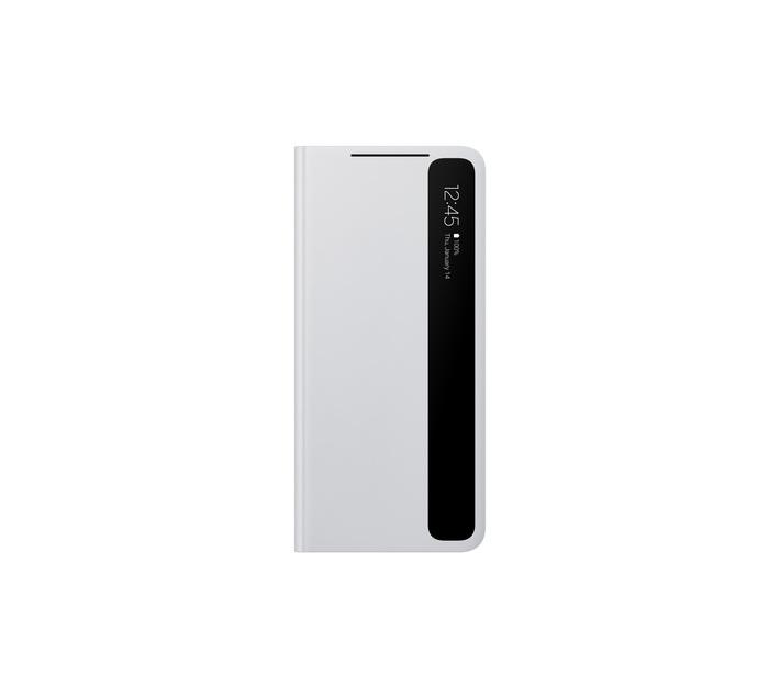 Samsung Original Smart Clear View Case - Samsung Galaxy S21 Ultra (Gray)