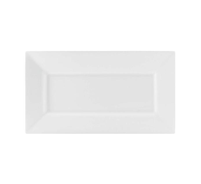 ARO 38 cm x 22.5 cm Rectangular Ceramic Platter