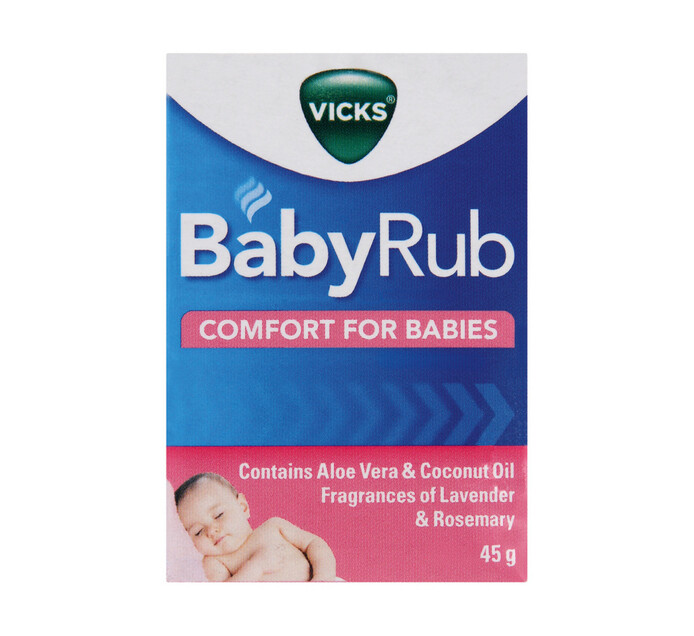 Vicks Vicks Ointment Baby Rub (1 X 45G)