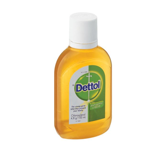DETTOL Antiseptic Liquid (12 x 50ml)
