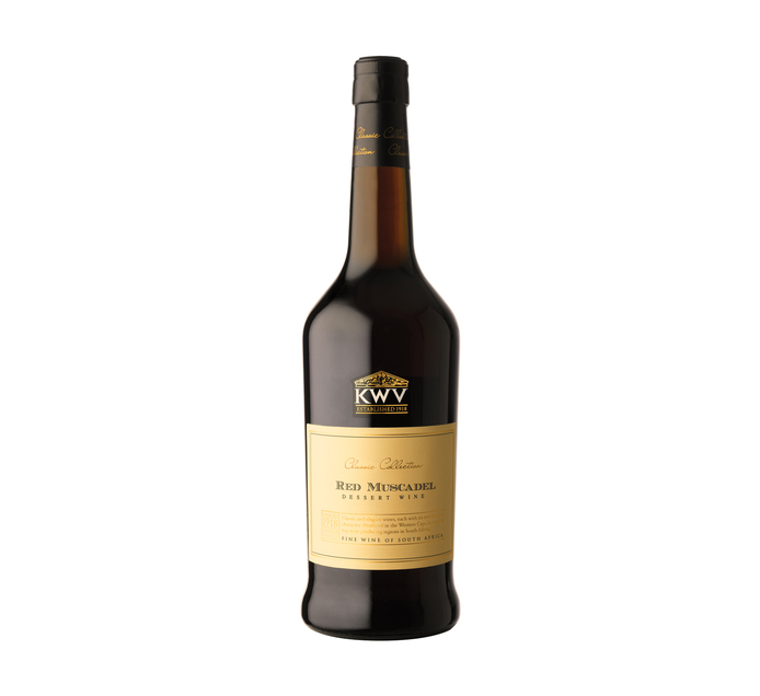 KWV Red Muscadel (1 x 750ml)