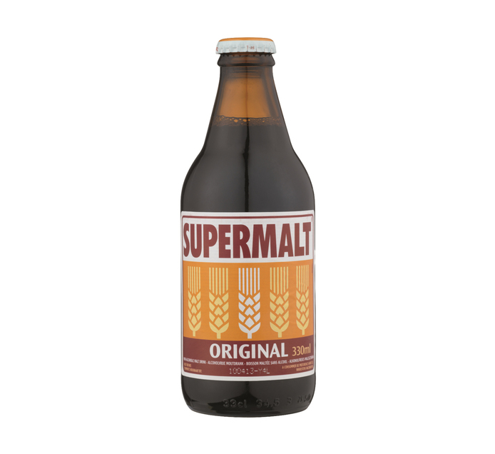 Supermalt Non Alcoholic NRB (24 x 330ml)