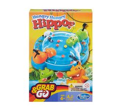 Hungry Hippo Grab And Go Game
