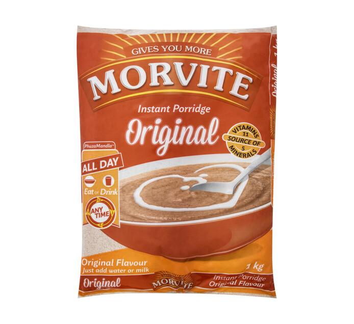 Morvite Porridge Original (1 x 1kg)