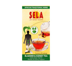 SELA 20's Sela Bladder and Kidney Tea