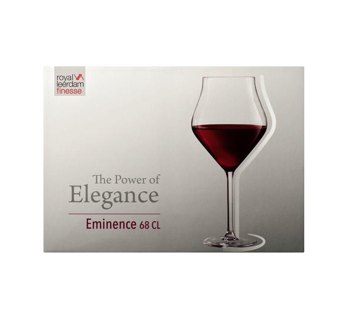 Royal Leerdam 6 Pack Eminence Red Wine