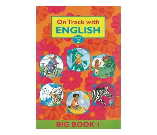 On Track with English : Grade 2 : Big Book 1 (NCS)