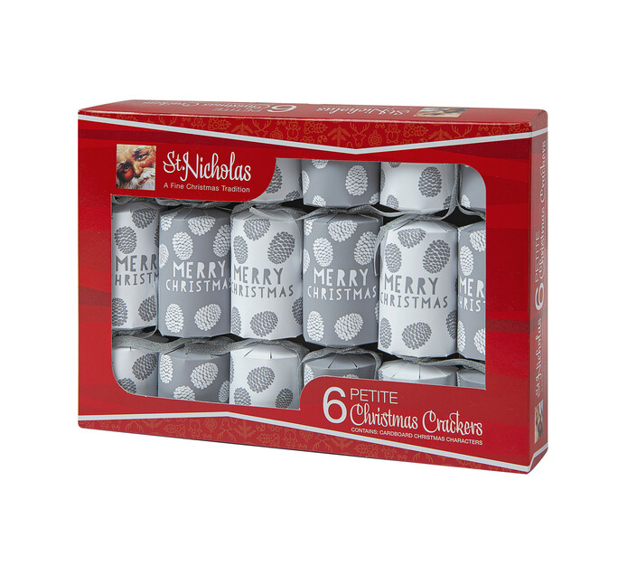 St Nicholas 6 pk Petite Cracker