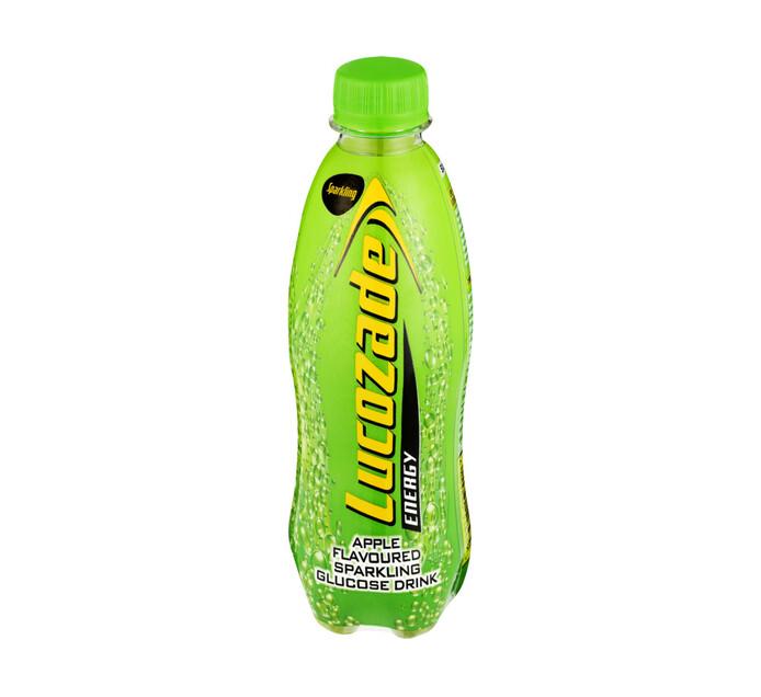 Lucozade Energy Drink Apple (24 x 360ml)