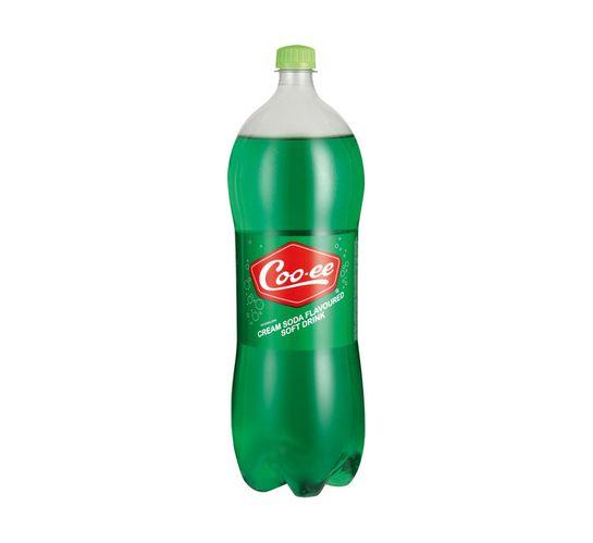 Coo-ee Soft Drink Cream Soda (1 x 2l)