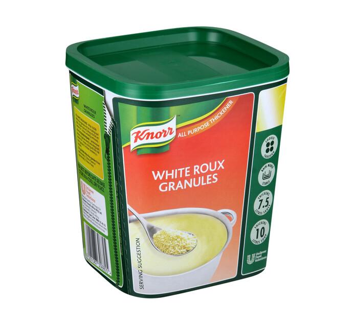 Knorr Roux Granules White (1  x 750g)