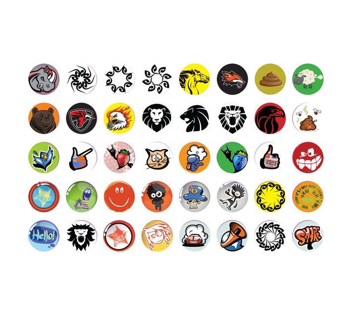 Sticker Fun Refill - Street Theme