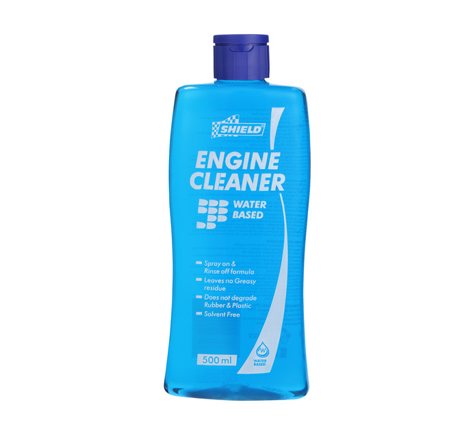 Shield 500ml Engine Cleaner