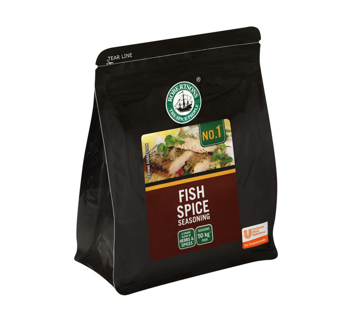 Robertsons Spice Fish (1 x 500g)