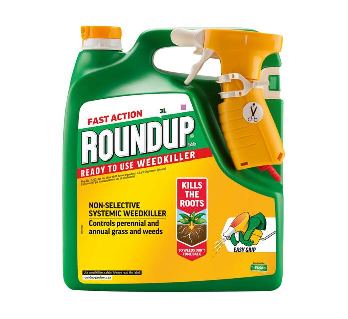 Efekto 3 l Roundup Weedkiller Ready to Use