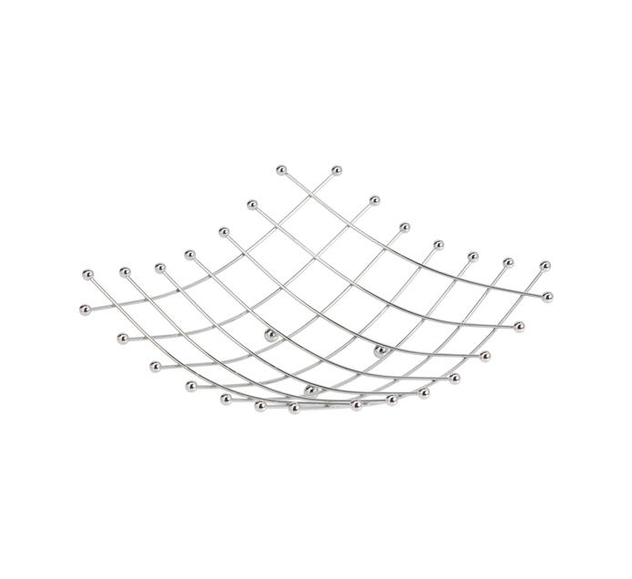 Accent 335X330X125mm Fruit Basket Shlw