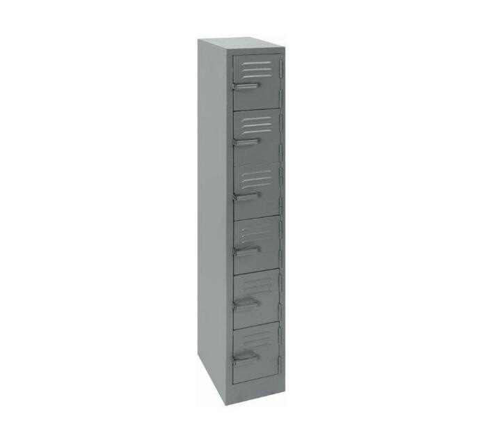 6-Tier Steel Locker