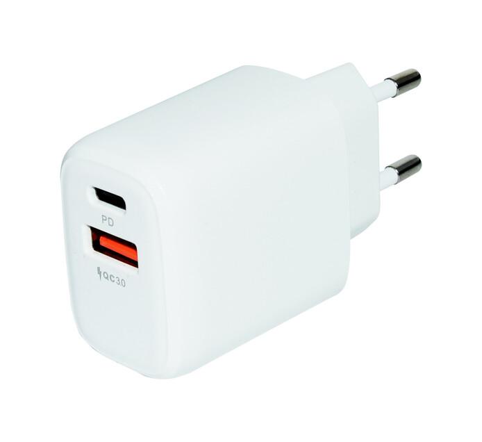 SF 38W DUAL USB PD & QC WALL