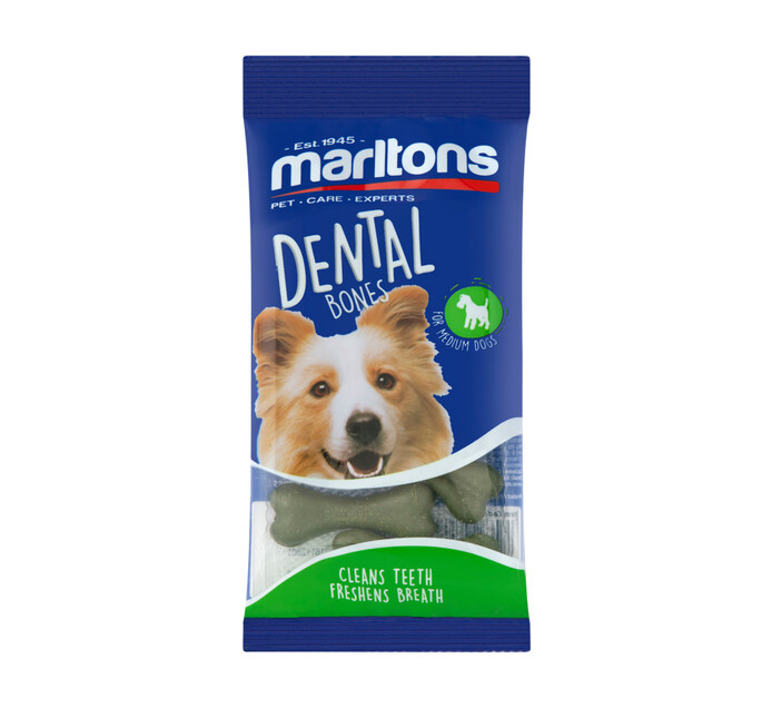 MARLTONS DENTAL BONE MEDIUM 90G