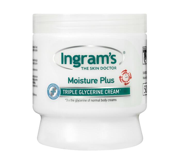 Ingrams Camphor Cream Moisture Plus (1 x 500ml)