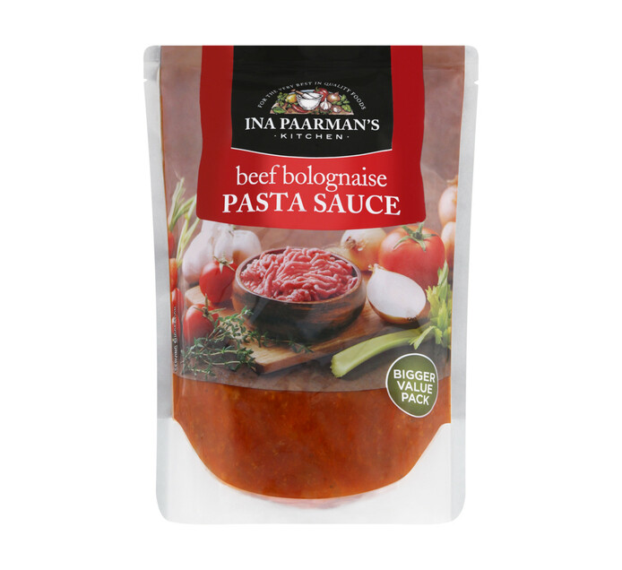 Ina Paarman Pasta Sauce Beef Bolognaise (1 x 600g)