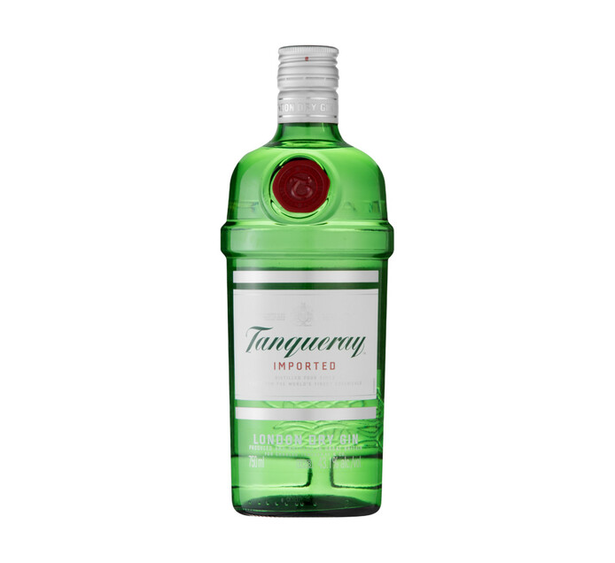 Tanqueray Imported Gin (1 x 750 ml)