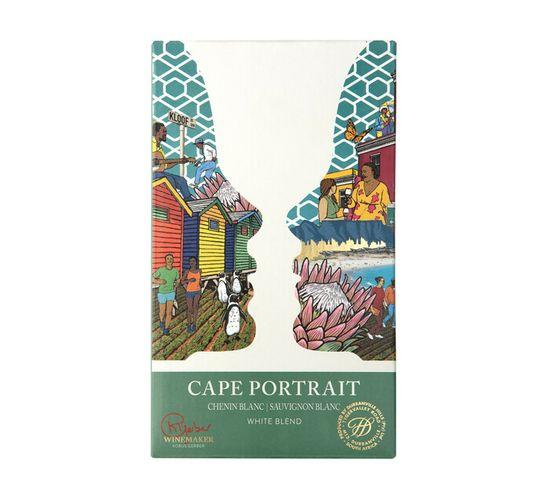 Durbanville Hills Cape Portrait Chenin Blanc Sauvignon Blanc (8 x 2lt)