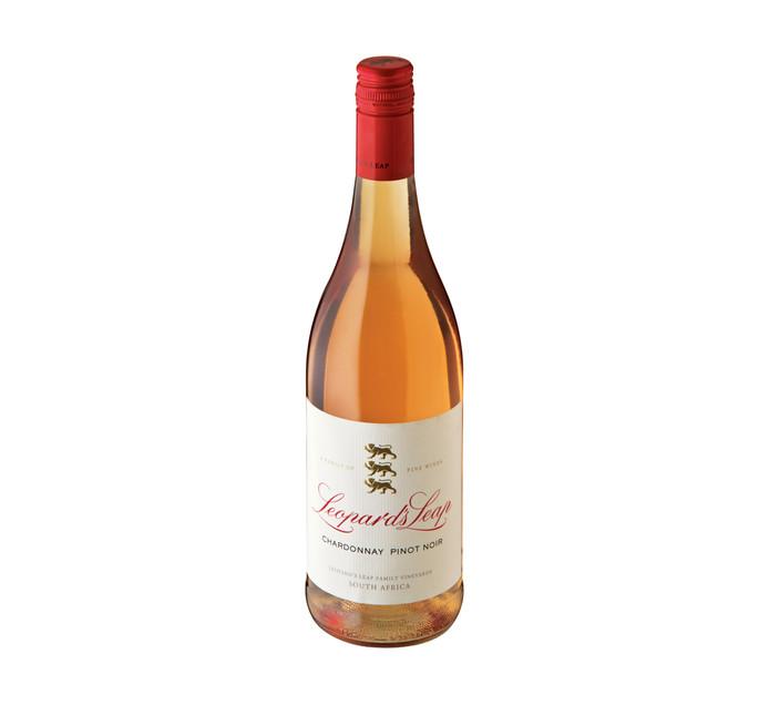 Leopard's Leap Chardonnay Pinot Noir (1 x 750 ml)