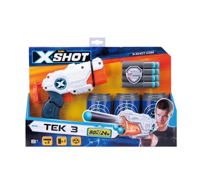 E-Short Excel Mk3 Dart Gun Set
