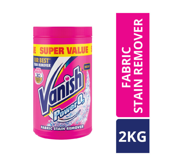 Vanish Powder Power 02 (1 x 2kg)