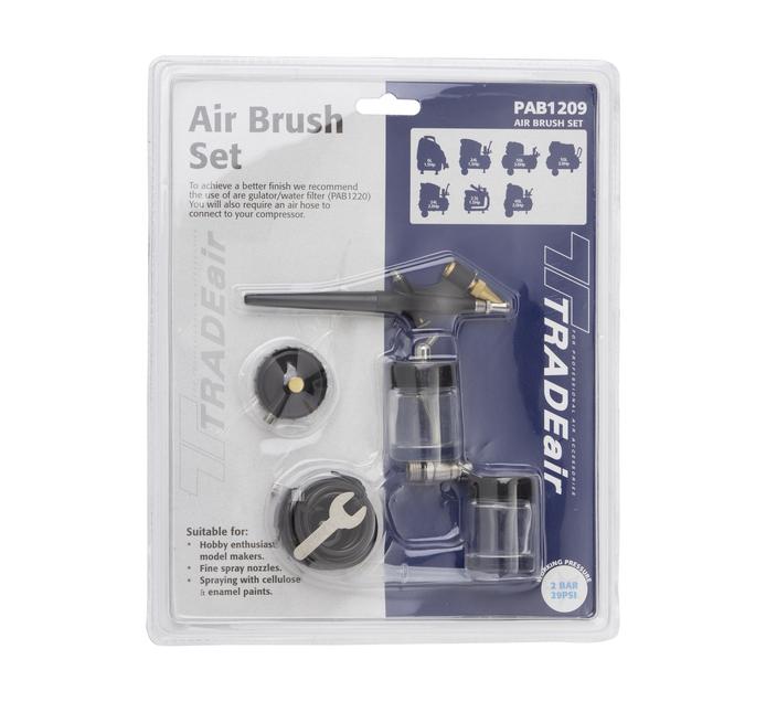 Tradeair Air Brush Set