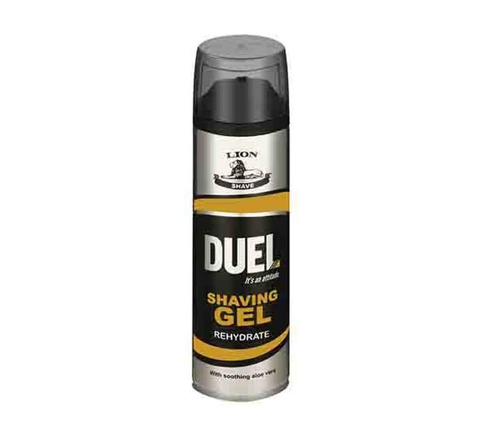 Duel Shaving Gel Rehydrate (1 x 200ml)