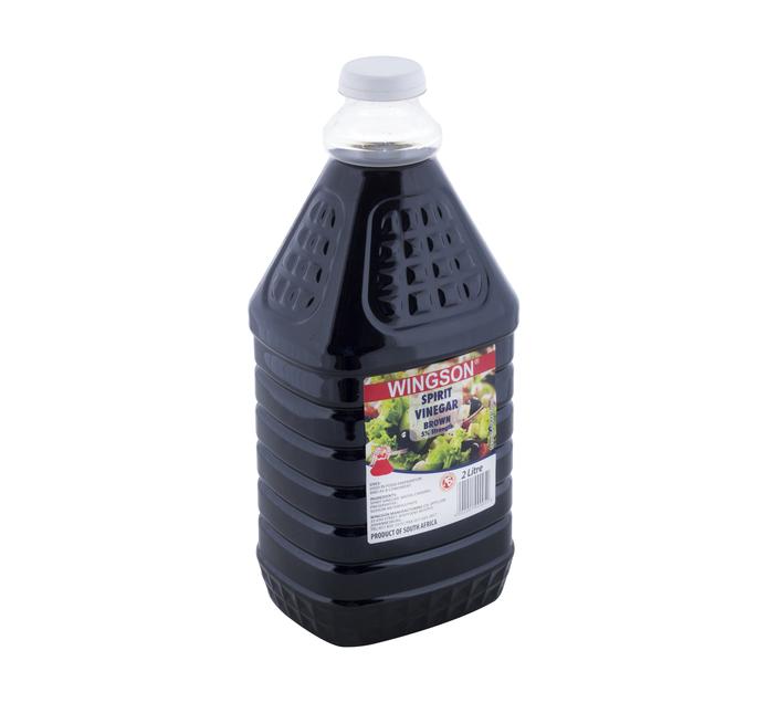Wingson Brown Vinegar (1 x 2L)