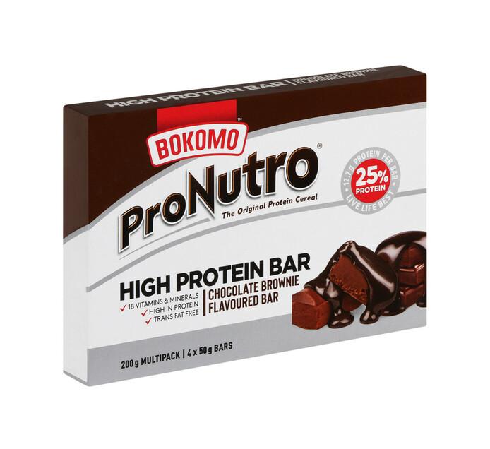 Pronutro High Protein Bar CHOCOLATE CRM (12 x 50g x 4)