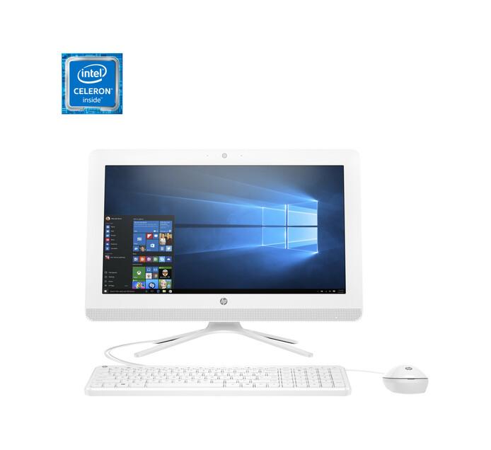 "HP 49 cm (19.5"") Intel Celeron All-in-One Desktop"