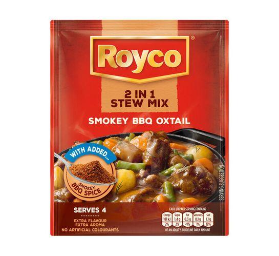ROYCO SOUP STEW MIX 50, SMKEY BBQ OXTAIL