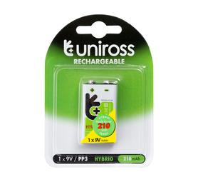 UNIROSS 9V Hybrio Battery