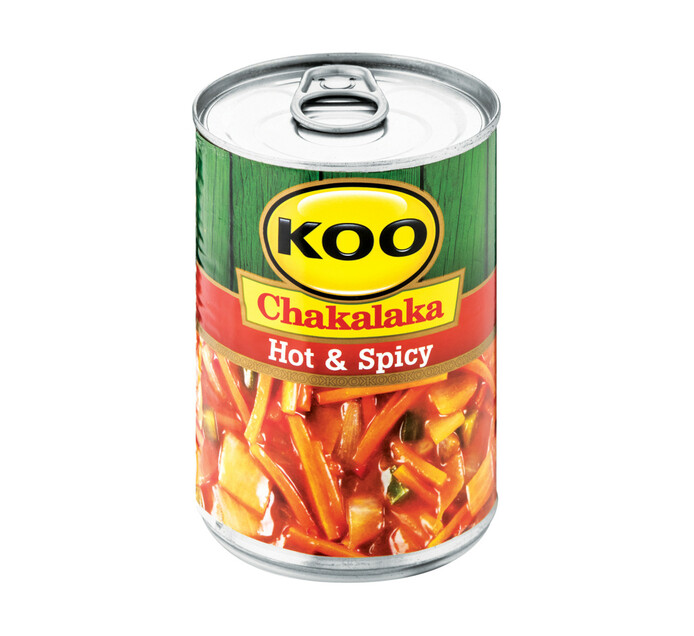 KOO Chakalaka Hot (1 x 410G)