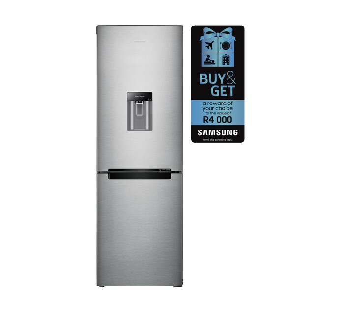 Samsung 288 l Combi Fridge/Freezer with Water Dispenser